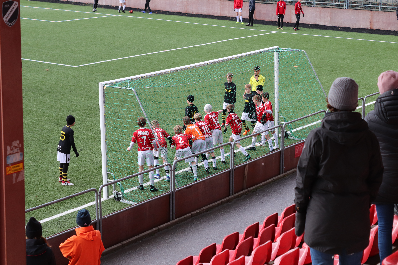 IFK Östersund P06 åkte till Stockholm på försäsongen: Jättekul att möta duktiga lag